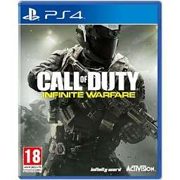Call of Duty: Infinite Warfare PS4/PC + Terminal Map voor €30 @ Hubbit