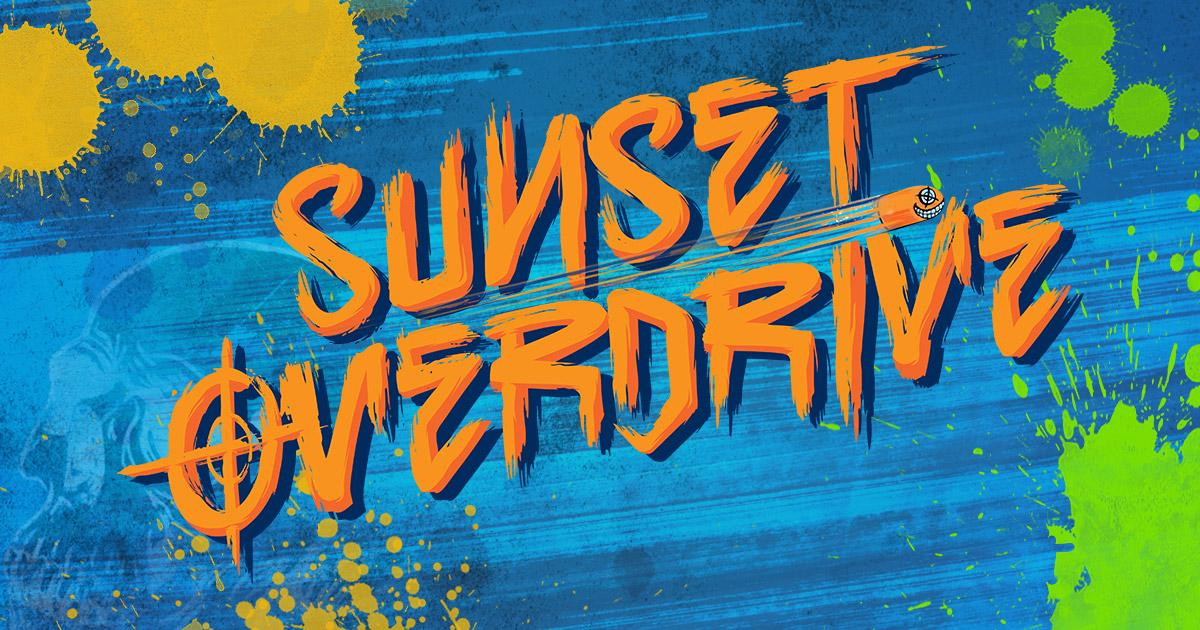 Sunset Overdrive (Xbox One) morgen 24 uur gratis speelbaar voor Xbox Live Gold members