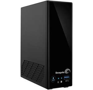 Seagate Business Storage 1-Bay NAS 4TB voor € 139 @ Coolblue
