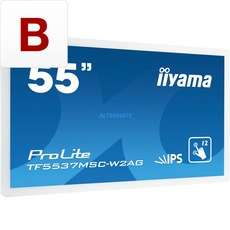 "Iiyama ProLite TF5537MSC-W2AG 55"" LED Full HD voor €1391,50 @ SiComputers"