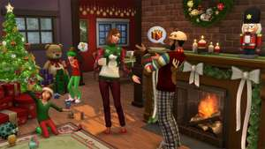 Gratis Sims 4 Holiday Pack 2016