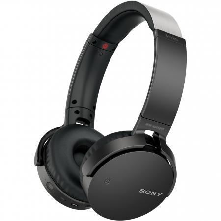 Sony MDR-XB650BT Bluetooth hoofdtelefoon voor €49 (na 20 euro cashback) @ Bax-Shop
