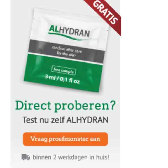 gratis sample Alhydran