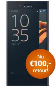 Sony Xperia X Compact voor €326!( na €100 retour)