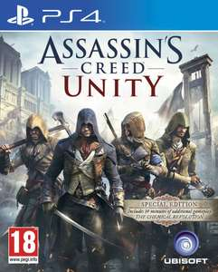 Assassin's Creed: Unity – Special Edition (PS4) voor €44,65 @ Simplygames