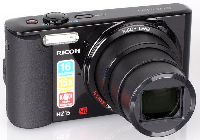 Ricoh HZ15 Digitale Camera voor €69,95 @ Kruidvat