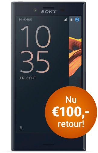 Sony Xperia X Compact voor €253 door trucje bij Belsimpel!