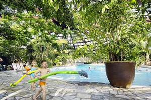 Center Parcs 'De Huttenheugte' Dagentree Subtropisch Zwemparadijs