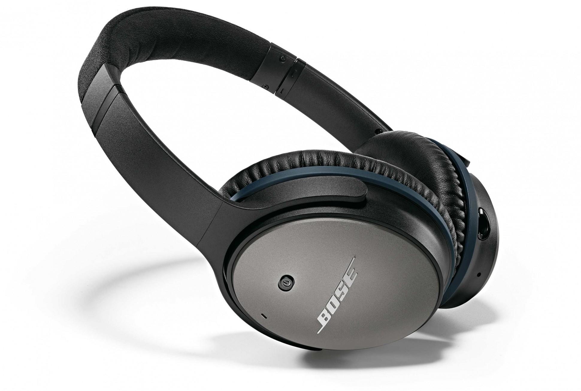 Bose QuietComfort 25 (Zwart) voor €269 @ Schiphol
