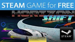 "STEAM Key GRATIS: ""Horizon Shift"" + Trading Cards"