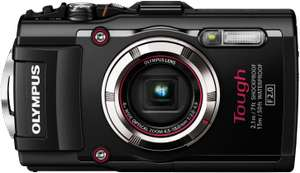 Olympus Tough TG-3 Compact Camera voor € 302,41 @ Amazon.it