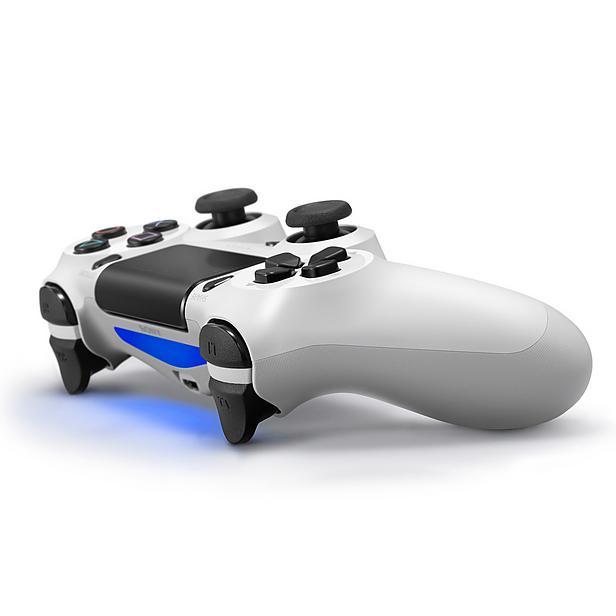 Witte Dualshock 4 (PS4) Controller voor €48,44 na code @ Wehkamp