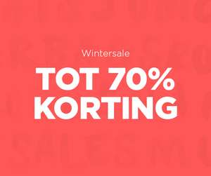 Winter Sale tot 70% korting @ MANGO outlet
