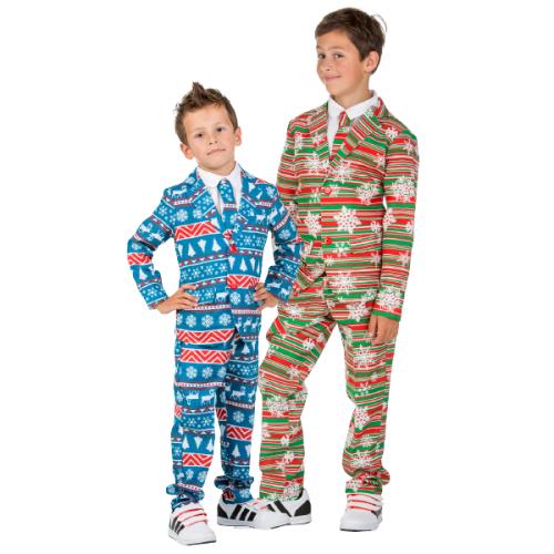 Een geweldig kerst kostuum voor jongens @ Action