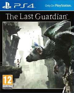 PS4 THE LAST GUARDIAN (WEEK DEAL) @allyourgames.nl