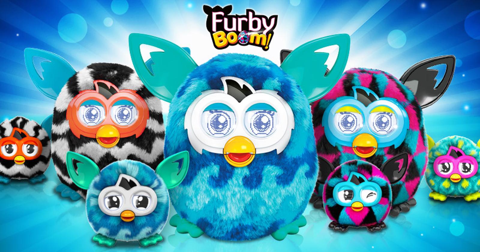 Nieuwste Furby BOOM in diverse kleuren voor €47,49 @ Bol.com