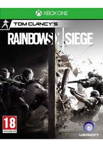Rainbow Six Siege on Xbox One