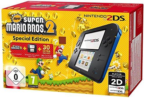 Nintendo 2DS + New Super Mario Bros 2 voor €79 (€69 met code) @ Amazon.de
