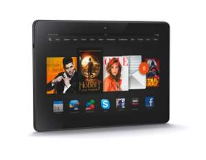 kindle 7 inch hdx 114,00 @ Amazon.de
