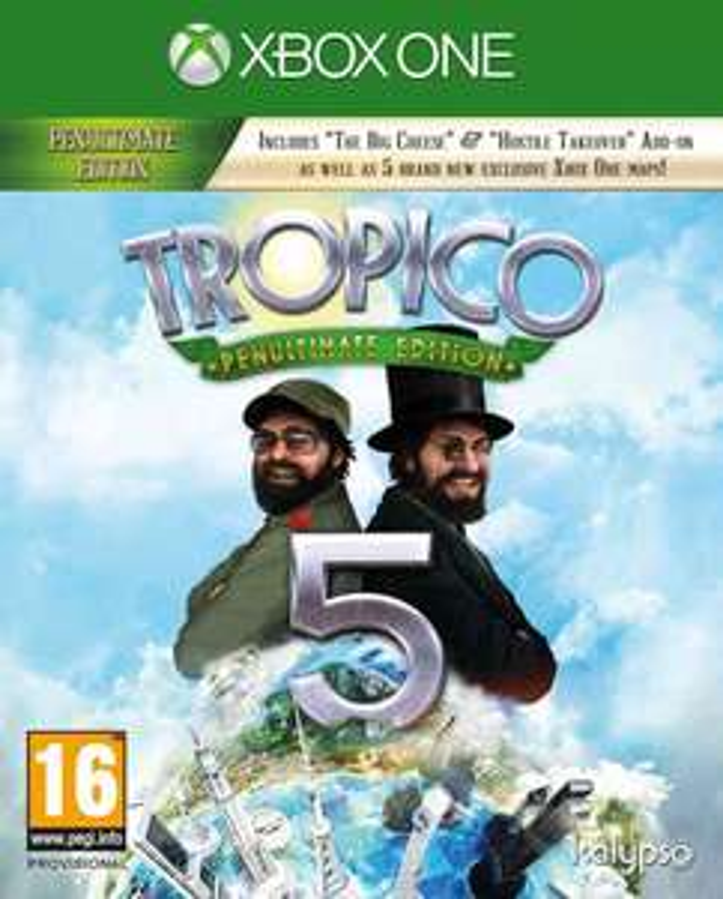 [UPDATE] Tropico 5: Penultimate Edition (Xbox One) voor €25 @ YourGameZone