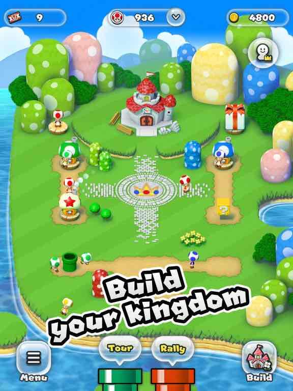 Super Mario run gratis @AppStore