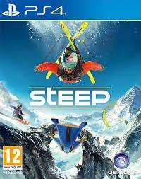 Steep (PS4/XBO) voor €34  @ Game.co.uk / Amazon.co.uk