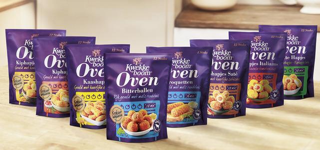Gratis Kwekkeboom Oven snacks (geld-terug) @ Scoupy