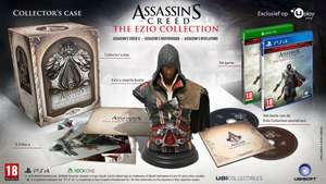 Assassin's Creed The Ezio Collection - Collector's Case (PS4 / Xbox One) voor €55,99 @ U-Play Store