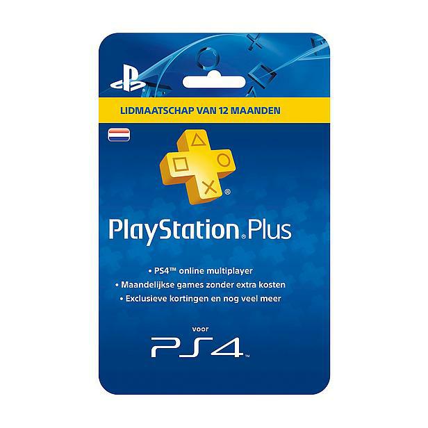 Playstation network tegoed €10 + PSN 365 dagen voor €37,50 @ Wehkamp
