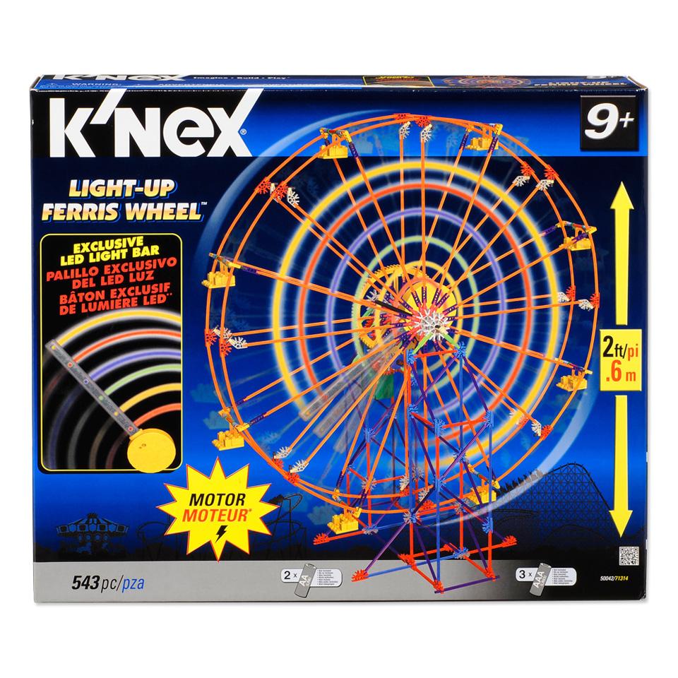 K'NEX-reuzenrad (met 'lichtshow') voor €24 @ Blokker