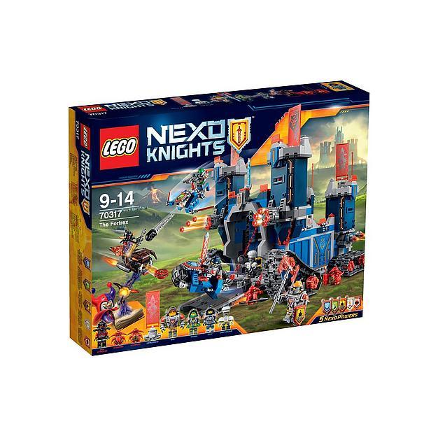 Lego® De Fortrex (Nexo Knights) (70317) voor €64,50 @ Wehkamp