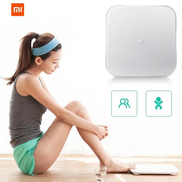 Xiaomi Mi Scale bluetooth smart weegschaal incl. EU verzending