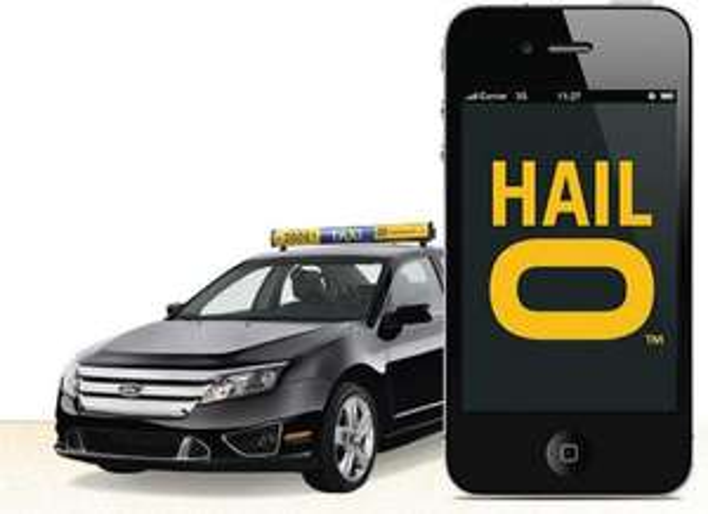 10$ gratis voor Hailo Taxi App door actiecode