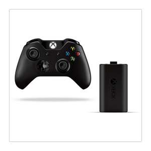 Xbox One Wireless Controller + Play and Charge Kit voor €52,49 @ MyCom