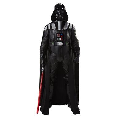 Star Wars Darth Vader-figuur (120 cm!!) voor € 79,99 @ Intertoys