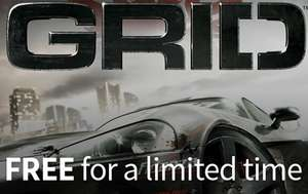 Grid (Steam) Gratis @ Humble Store
