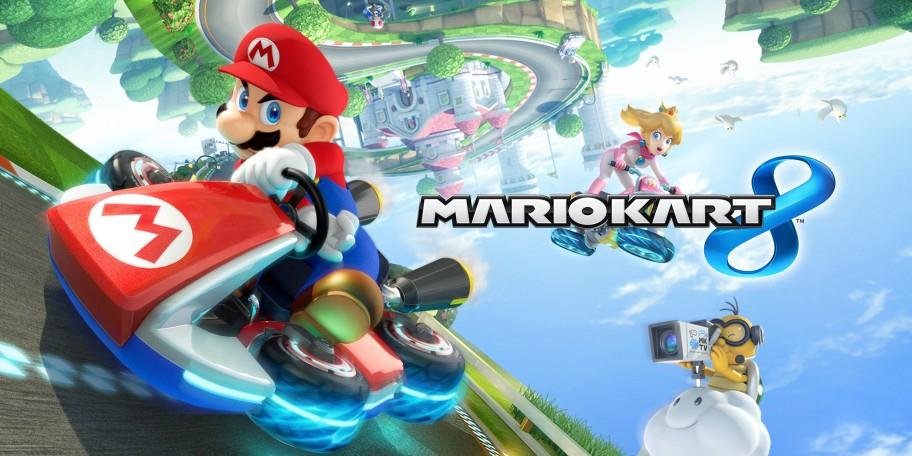 [Wii] Mario Kart 8 – 25% korting op alle downloadbare content