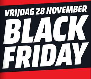 [Black Friday] Media Markt folder