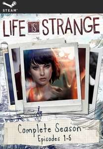 Life is Strange - compleet (steam)