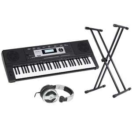 Medeli keyboard set met standaard en hoofdtelefoon van 192 voor 155 bij BAX