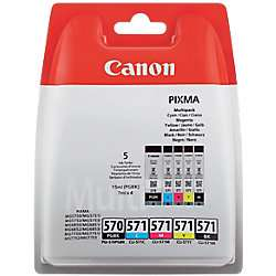 Canon PGI-570/CLI-571 Multipack  @Viking Direct