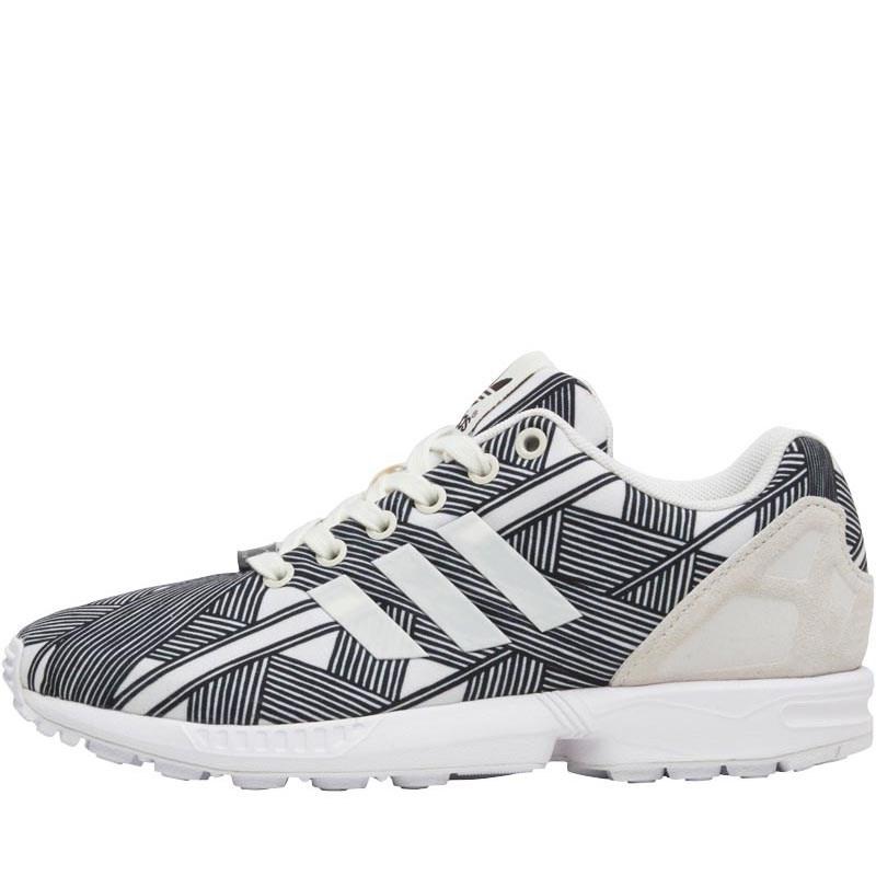 [UPDATE] Adidas Originals Zx Flux Print dames sneakers nu €28,95 @ MandM Direct