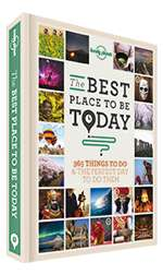 Gratis eBook The Best Place to be Today (t.w.v. €18,95) @ Lonely Planet