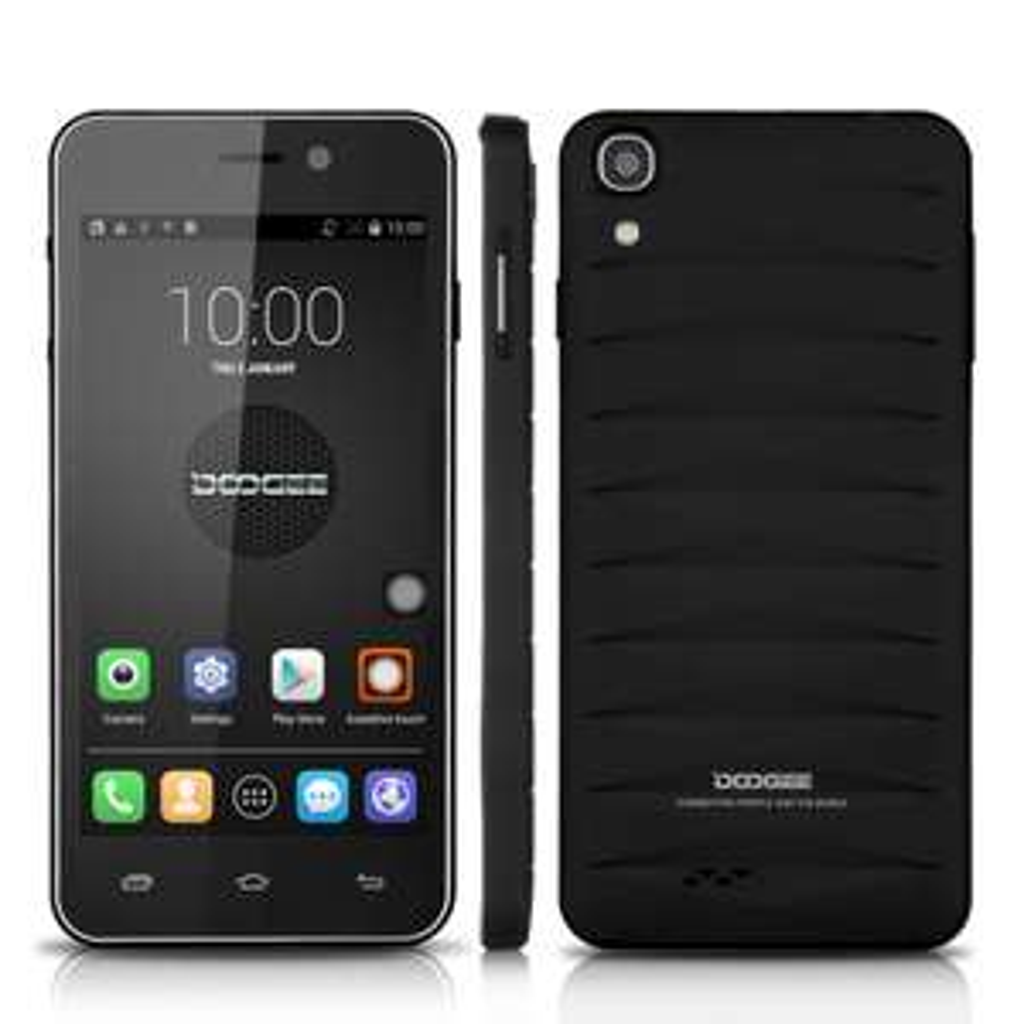 [Black Friday] Doogee Valencia DG800 4.5 inch Quad-Core Smartphone voor €9,65 @ Dealextreme