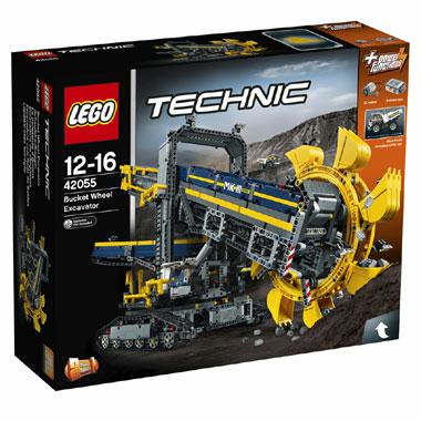 Lego 42055 Bucketwheel Excavator voor €137,27 @ Bart Smit