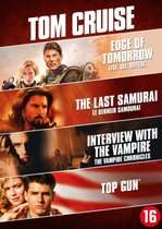 Tom Cruise Collection (DVD) voor €11,99 @ Bol.com