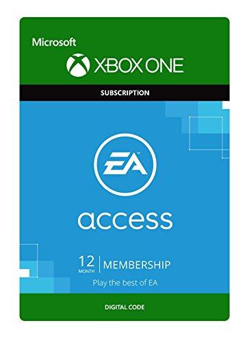 EA Access 12 maanden digitale code (Xbox One) voor €20,55 @ Amazon.co.uk
