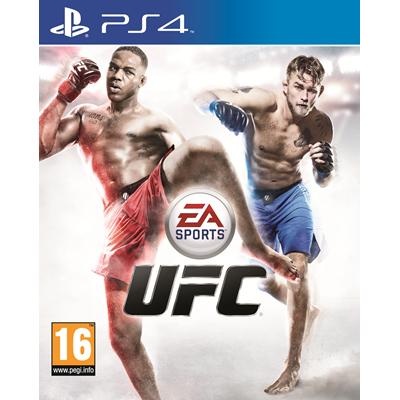 EA Sports UFC (PS4) voor €32,50 door kortingscode @ Mycom