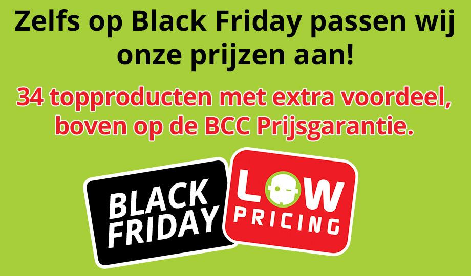 [Black Friday] BCC aanbiedingen