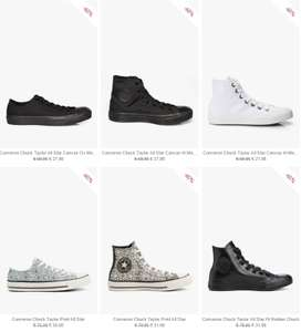 60% Korting op 26 modellen dames Converse All Star sneakers @ Perfectly Basics
